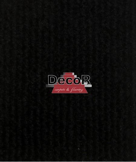 שטיח לבד בצבע שחור