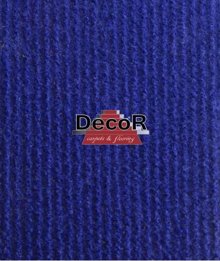 שטיח לבד בצבע כחול