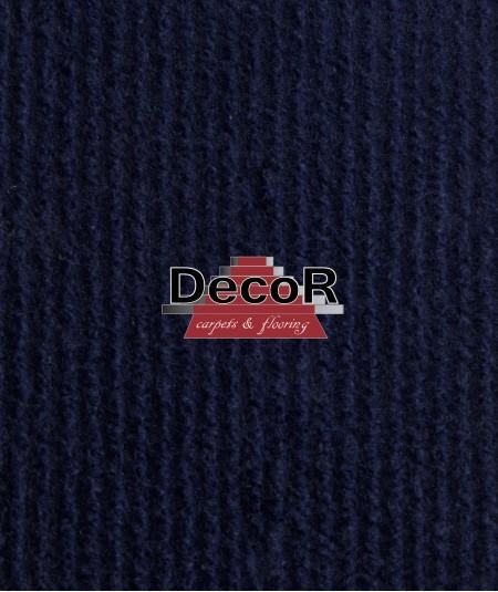 שטיח לבד בצבע כחול נייבי