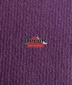 שטיח לבד בצבע סגול