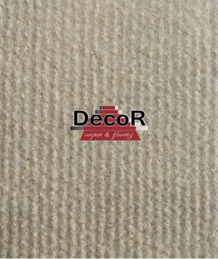 שטיח לבד בצבע  חול מדברי רוחב 2.44 מטר