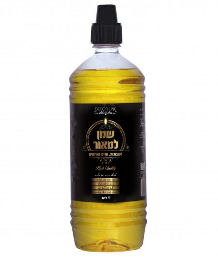שמן למאור 1 ליטר צהוב