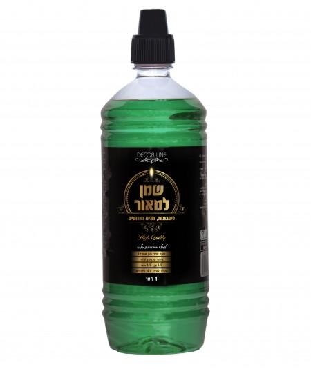 שמן למאור 1 ליטר ירוק