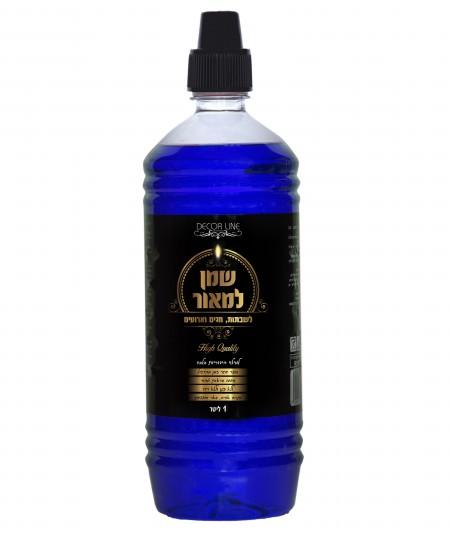 שמן למאור 1 ליטר כחול
