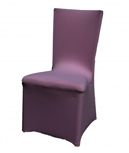 כיסוי לכיסא בצבע סגול