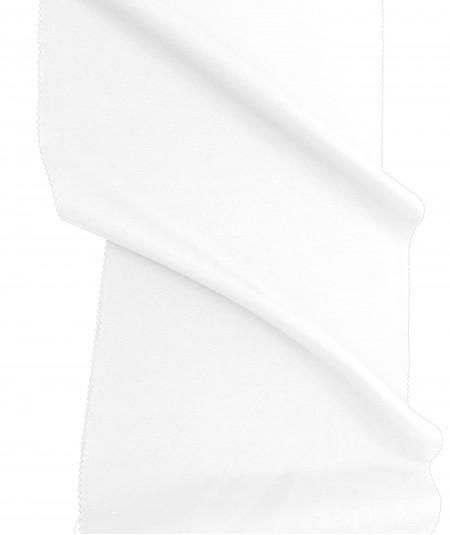 בד ברלינטון בצבע לבן