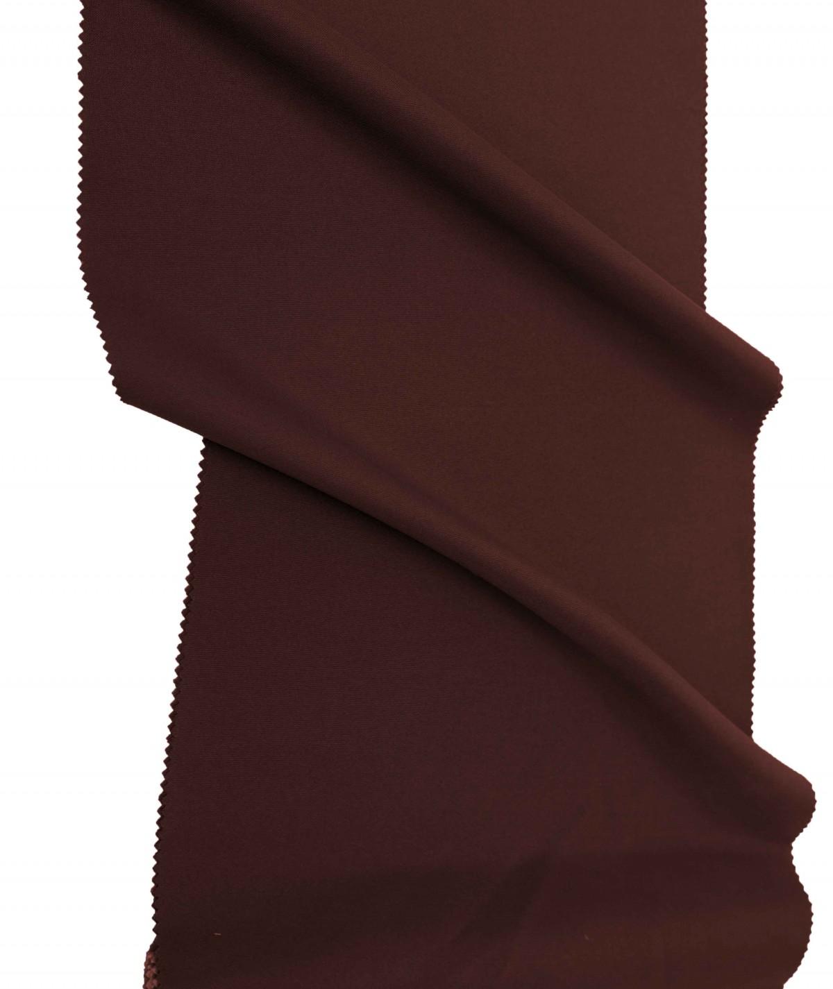 בד ברלינטון בצבע שוקולד