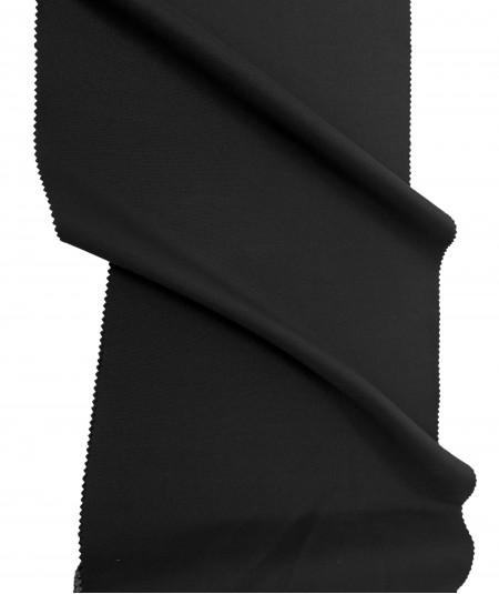 בד ברלינטון בצבע שחור