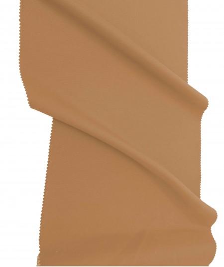 בד ברלינטון  3מ רוחב בצבע מוקה/קאמל
