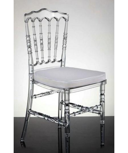 כיסא נפולאון  שקוף