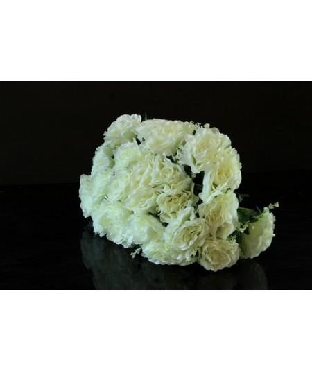 בוקט ורדים גיבסניות