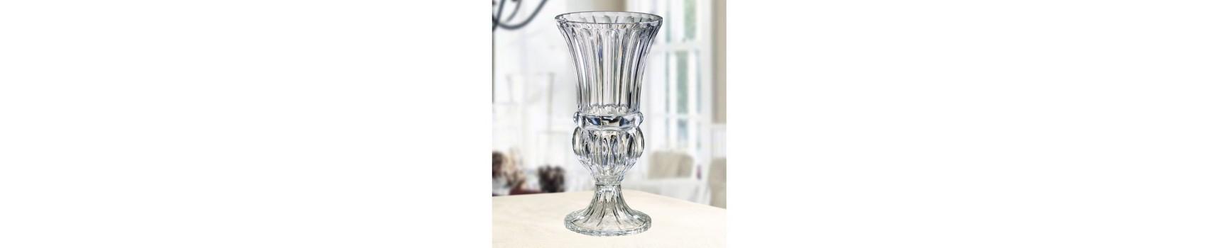 כלי זכוכית דמוי קריסטל