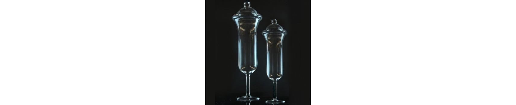 כלי זכוכית אחסונית